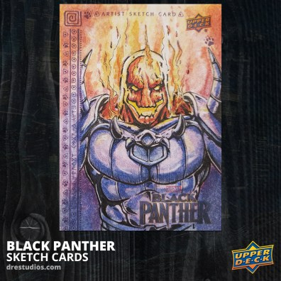 Dormammu Sketch Card