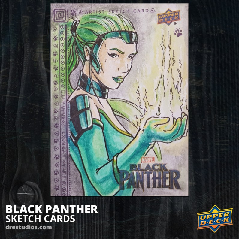 andrei-ausch-black-panther-sketch-card-polaris