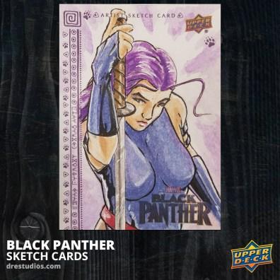 andrei-ausch-black-panther-sketch-card-psylocke