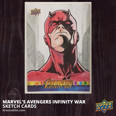 2018-upper-deck-avengers-infinity-war-sketch-card-andrei-ausch-daredevil