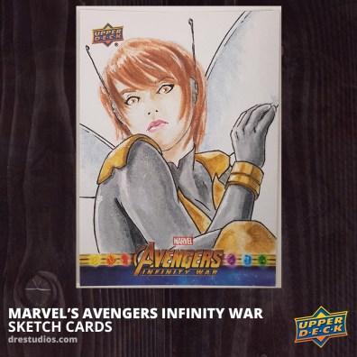 2018-upper-deck-avengers-infinity-war-sketch-card-andrei-ausch-the-wasp