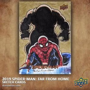 upper-deck-spider-man-far-from-home-trading-sketch-card-andrei-ausch-juggernaut