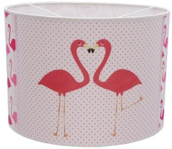 Flamingo lamp Juul Design Leuke roze lamp met Flamingos