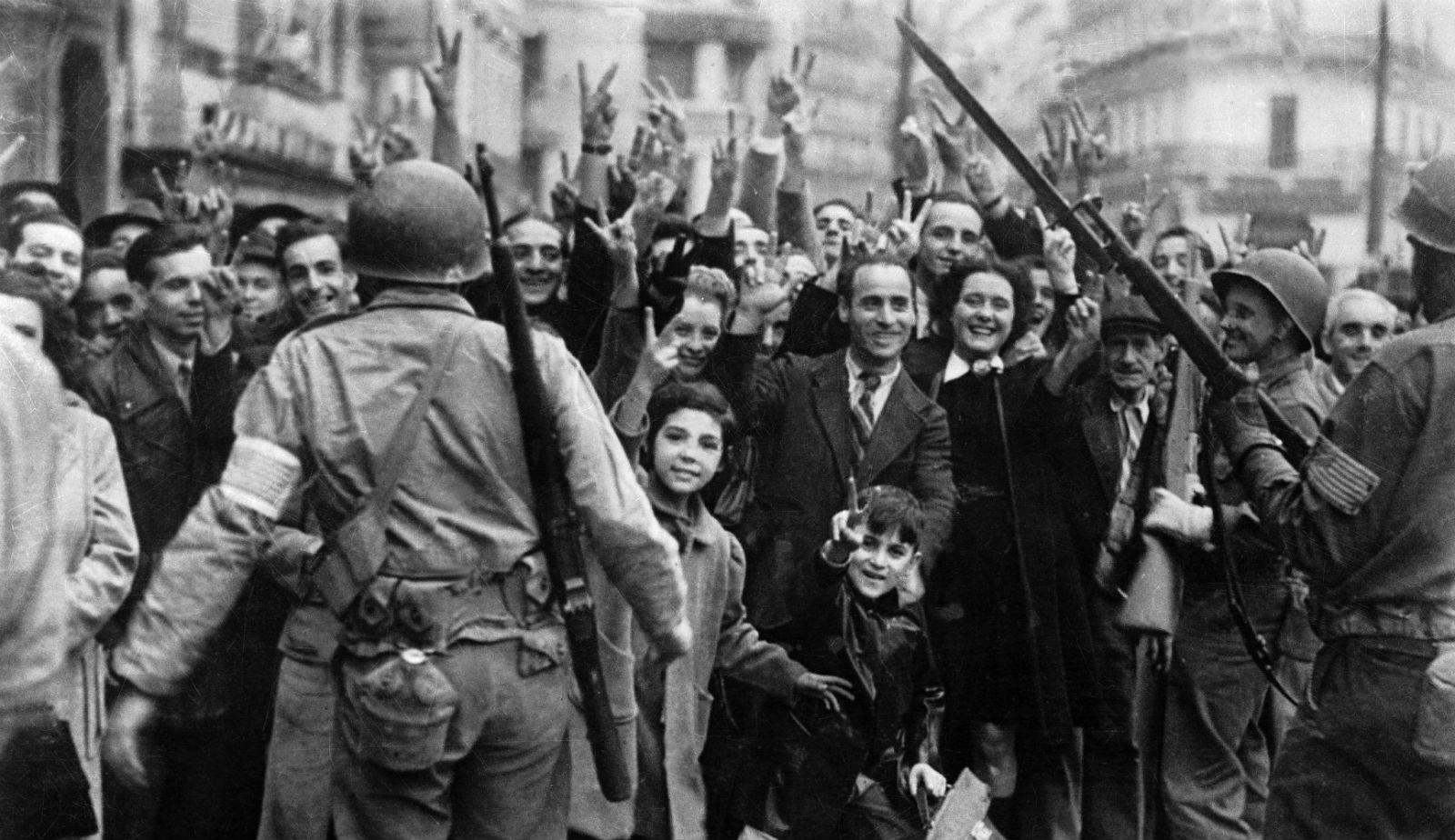 L Operation Torch Date Capitale Pour La Survie Du Peuple Juif
