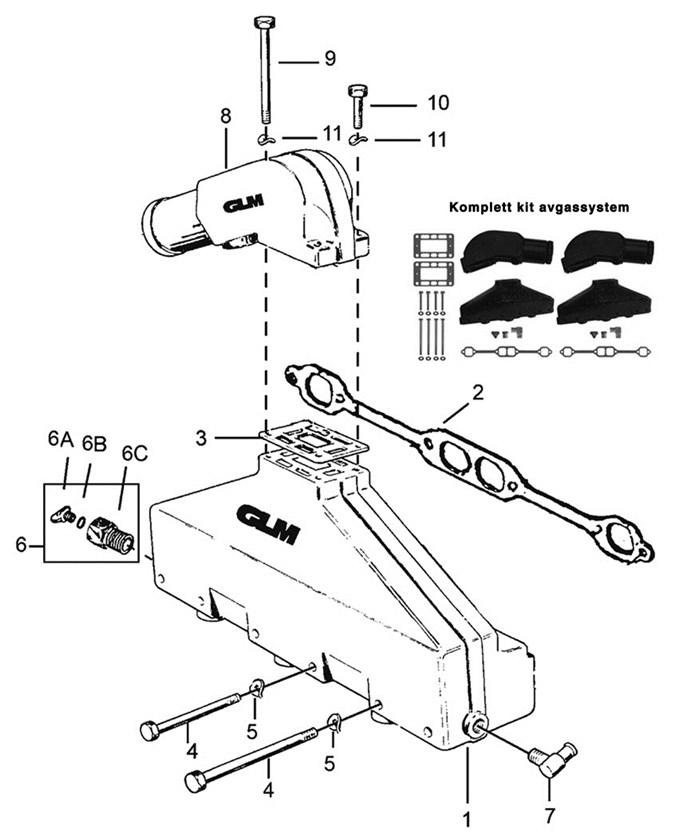 93 Chevy Diesel Del Schaltplan