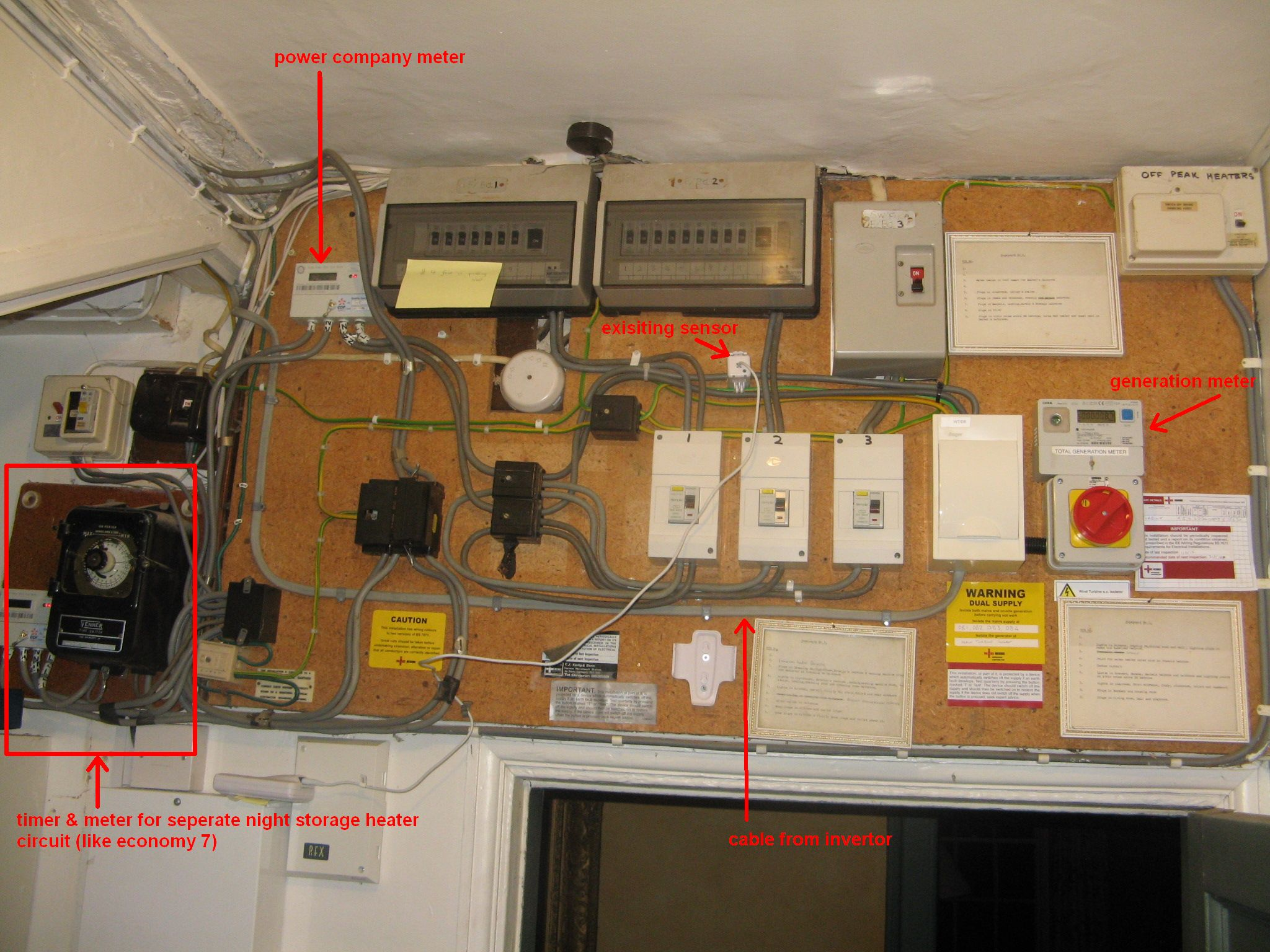 Wiring A House Diagram Uk