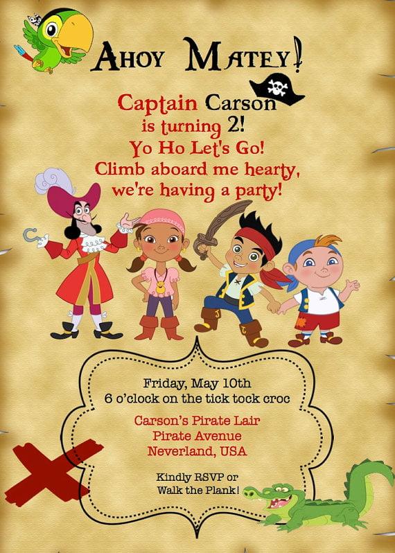 movie themed party invitations