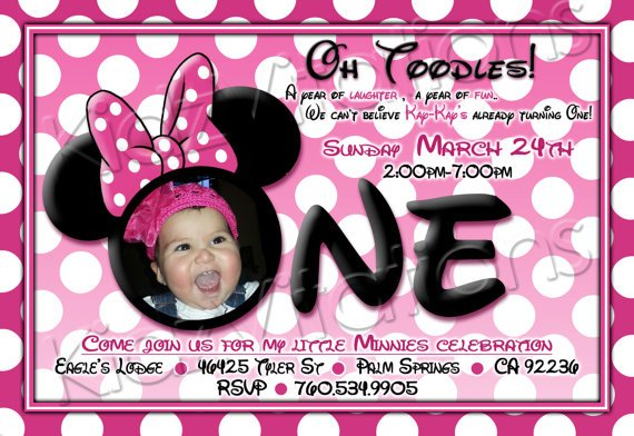 hello kitty chairs grey fabric dining uk free printable 1st birthday minnie mouse invitation template | templates - drevio