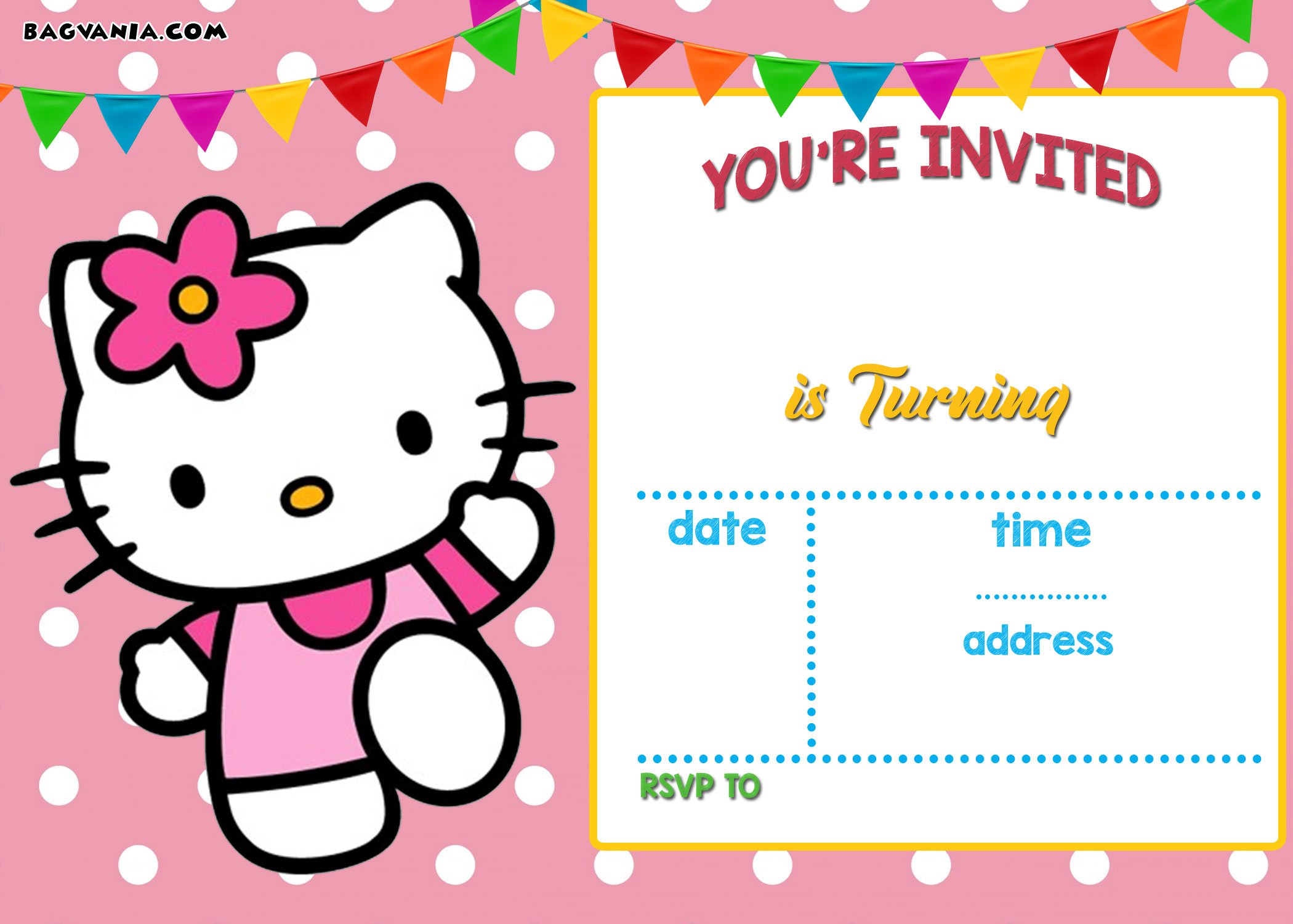 Personalised Invitations Online