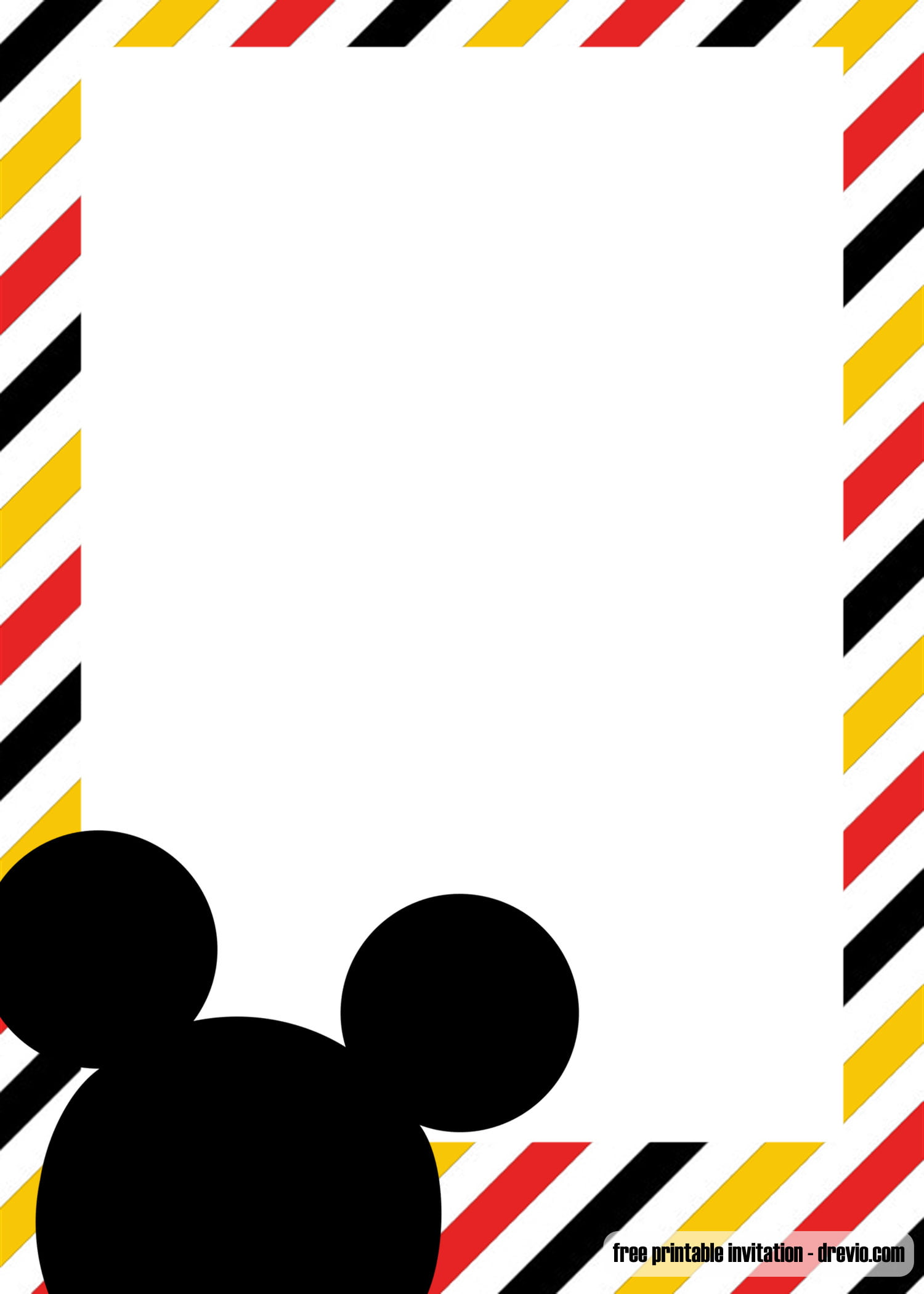 free printable oh toodles mickey