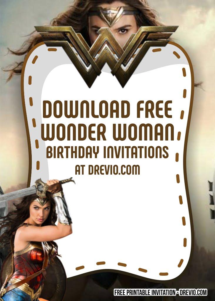 free surprise 60th birthday invitation