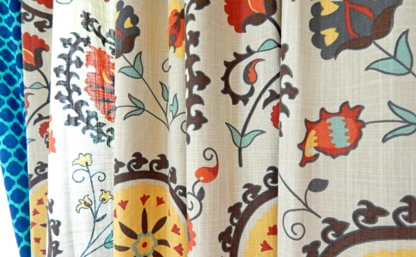 Cost Plus World Market Suzani Curtains