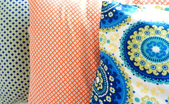 Throw Pillow Fabrics