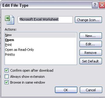 Utilising Dual Monitors With Microsoft Excel 2003