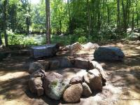 Custom Natural Stone Fire Pits - Drewlex