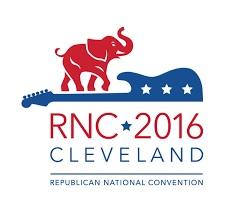 2016 GOP Cleveland Logo