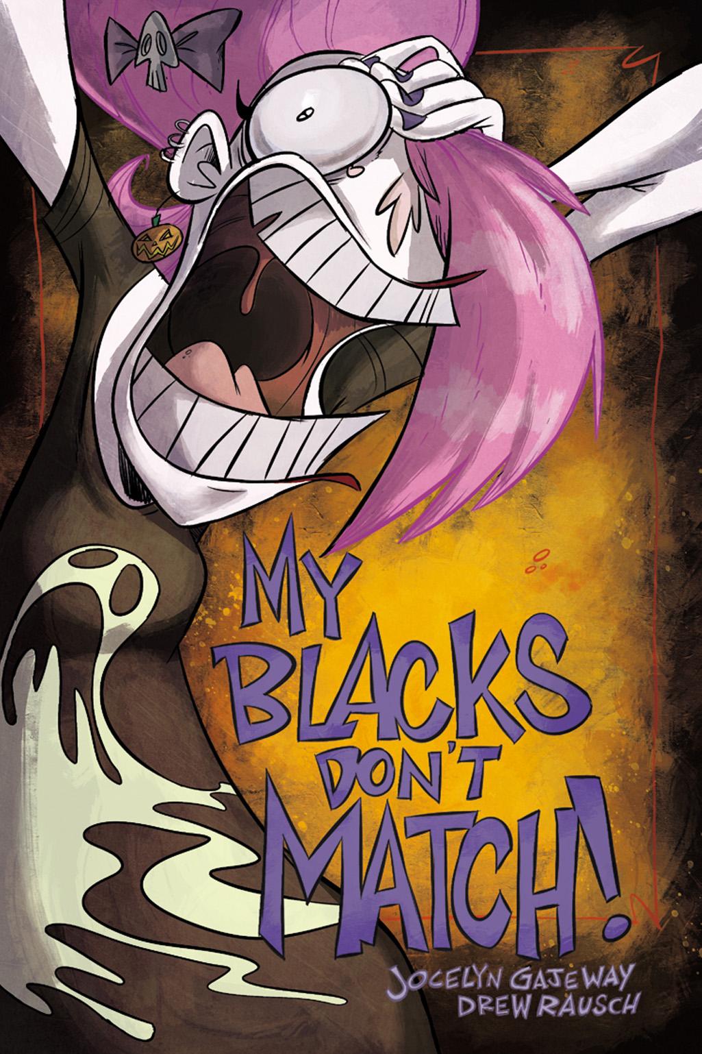 My Blacks Don't Match - A Sullengrey Story