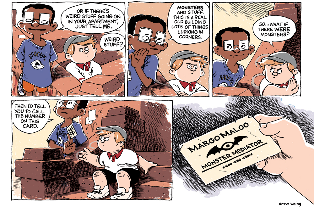 Image result for the creepy casefiles of margo maloo