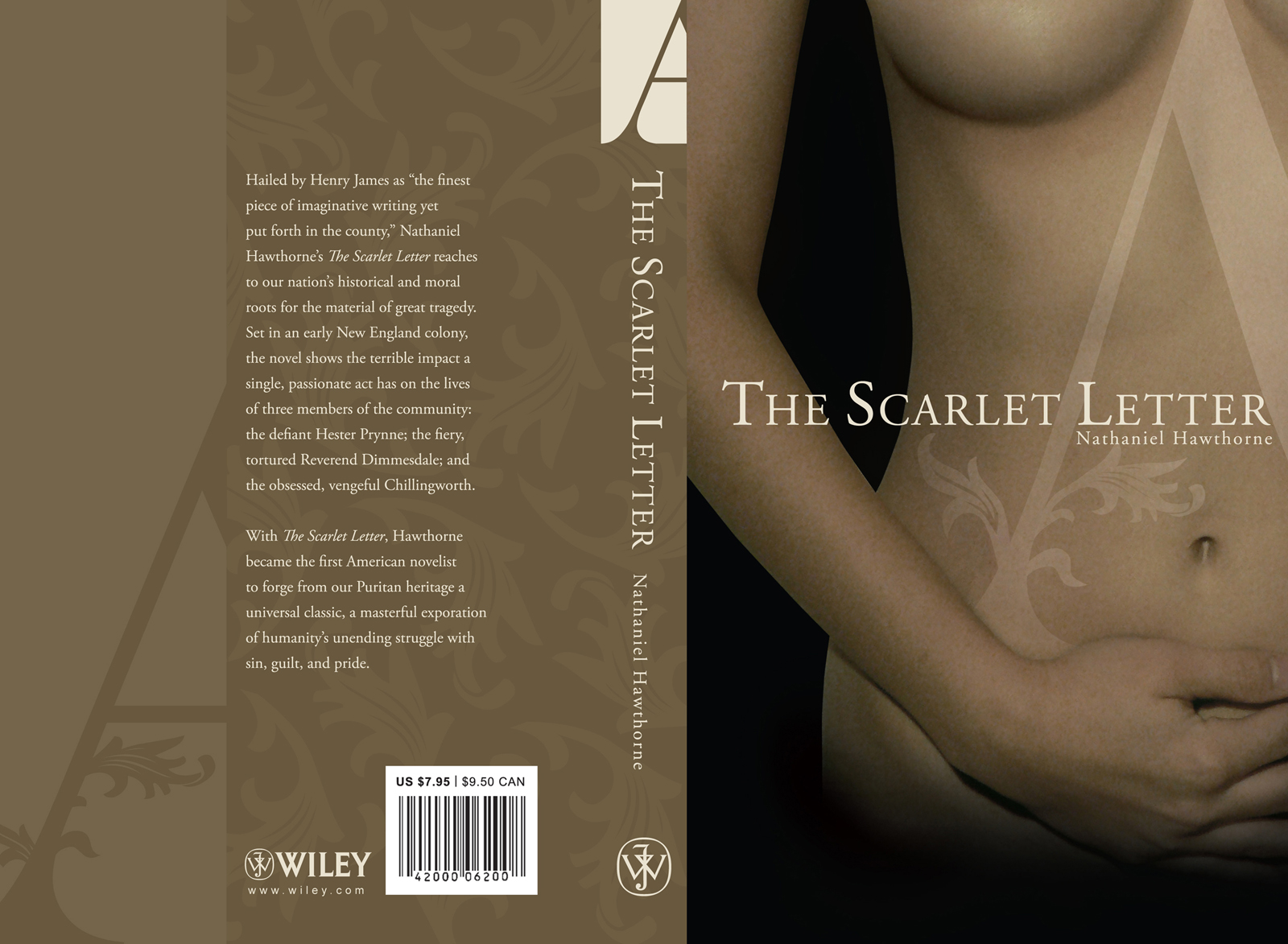 The Scarlet Letter Full Text  levelings
