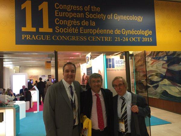 11º Congreso de la Sociedad Europea de Ginecología