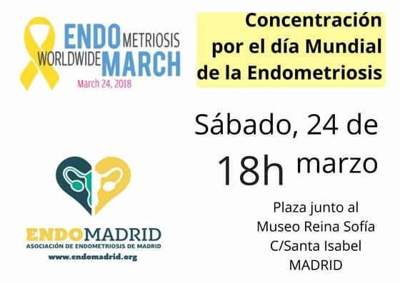 EndoMarch 2018. Dr. Francisco Carmona en Barcelona