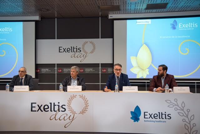 Exeltis Day. Dr. Francisco Carmona 2