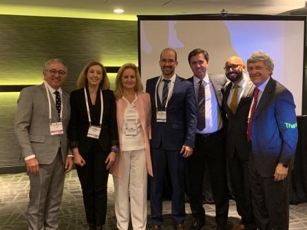 SEUD 2019. Dr Francisco Carmona. Conferenciantes de la sesión hispanoamericana