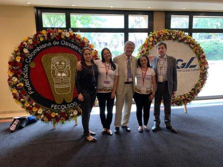 Congreso de Ginecología, Endometriosis y Cirugía en Medellín