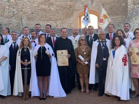 Medalla al Mérito Profesional de la Orden Caballeros Custodios Calatrava La Vieja 2019 (11)