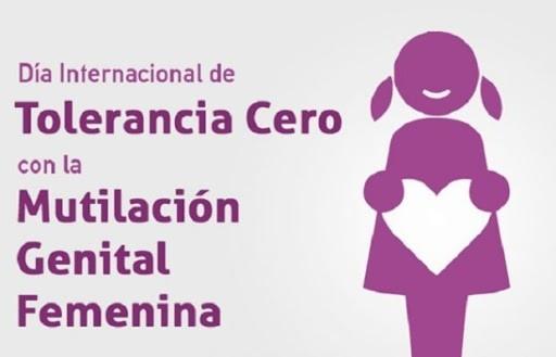 Día internacional de tolerancia cero con la mutilación genital femenina 2020. Hospital Clinic de Barcelona