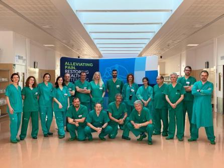 VII Curso de Cirugía Laparoscópica en el Centro de Cirugía de Mínima Invasión Jesús Usón de Cáceres