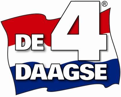 Logo Nijmeegse Vierdaagse