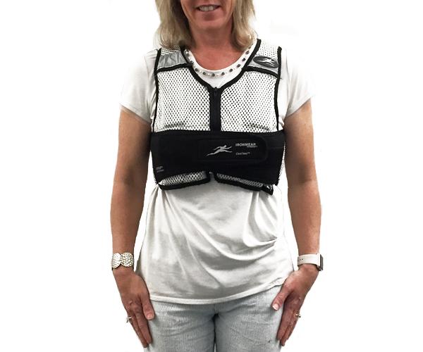 Weight Vest for Osteoporosis Short  DrFuhrmancom