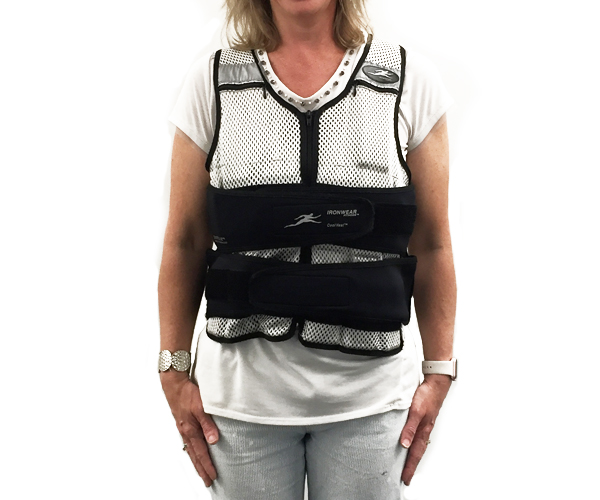 Weight Vest for Osteoporosis Long  DrFuhrmancom