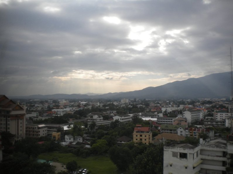 Chiang Mai, a small city with a big heart.