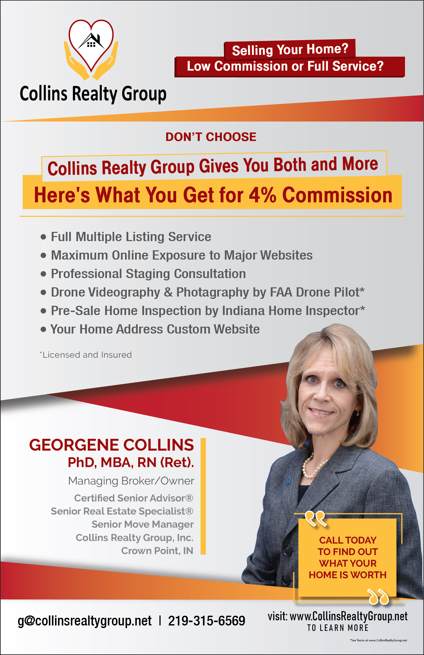 Collins Realty Group, Inc. Ad Image