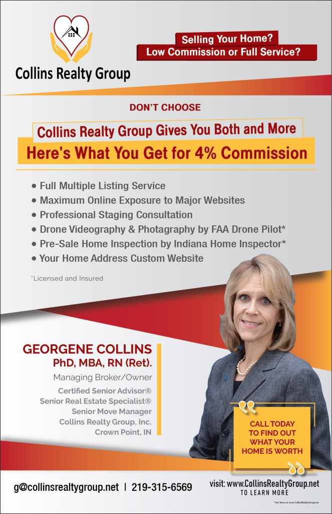 Collins Realty Group 4% Commission Image
