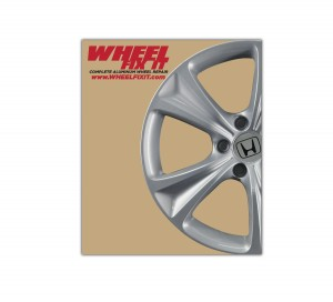 drgli wfi honda wheel wall design print work