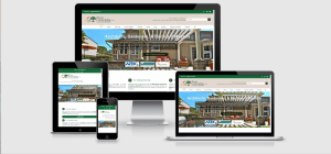 basics landscaping website