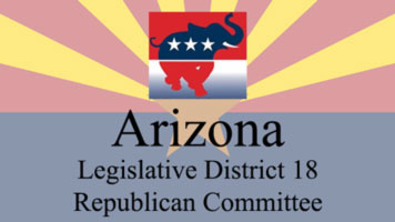 AZ LD18 Republican Committee Logo