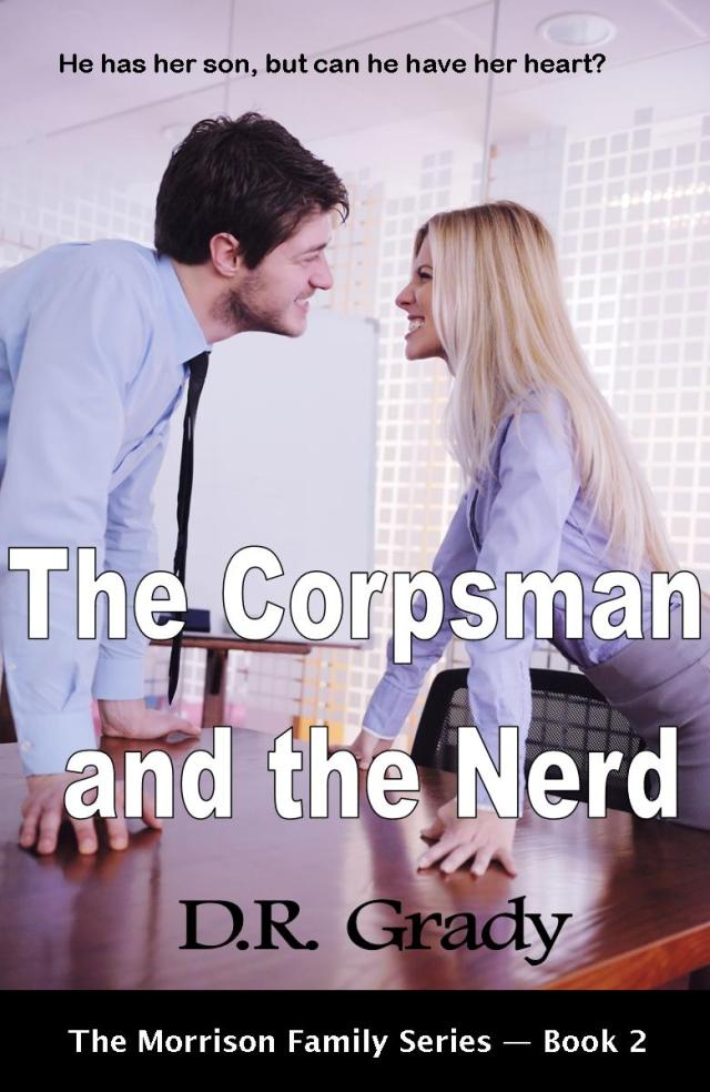 Book Cover: The Corpsman and the Nerd