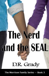 Book Cover: The Nerd and the SEAL