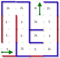 Mazes for Lego MindStorms Robots