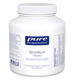 STRONTIUM (CITRATE)-90 capsules-3416