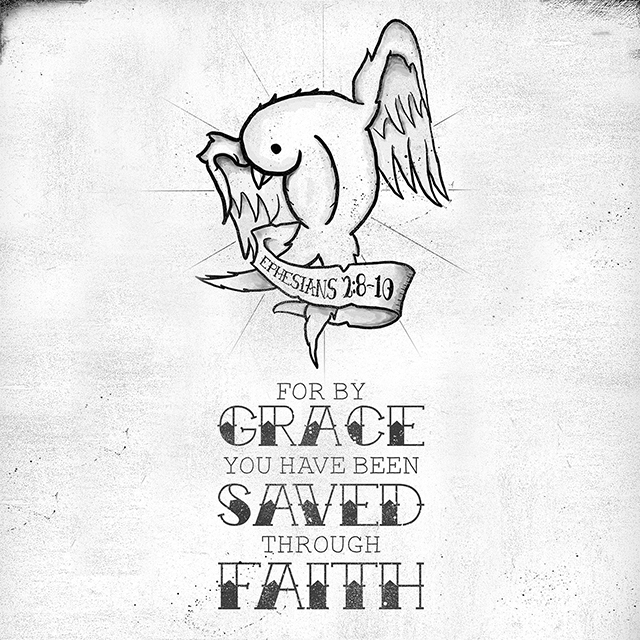 By Grace, Through Faith