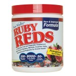Ruby Reds Supports a Healthy Metabolism, Immunity and Detox