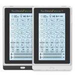 Touch Screen T40AB Healthmateforever Tens Unit & Muscle Stimulator with 40 Preprogrammed Massage Modes