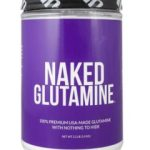 Naked Glutamine Powder Naturally Fermented from Plant Sources Fastest Dissolving Glutamine