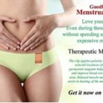 Therapeutic Magnetic Clip Best Menstrual and Menopause Pain Relief Device