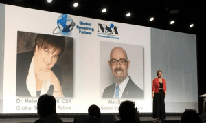"""Dr. Helen Turnbull, CSP Receives Global Speaking Fellow Designation From the Global Speakers Federation"""